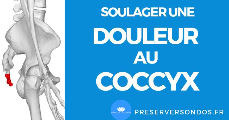 Douleur au Coccyx : 5 Exercices pour la Soulager