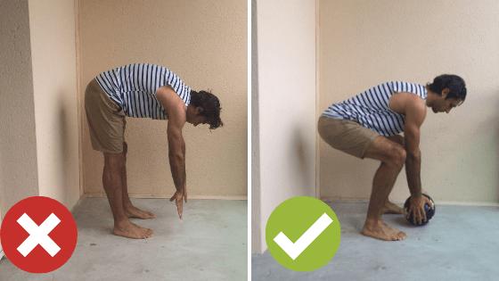 jardiner sans se faire mal au dos posture