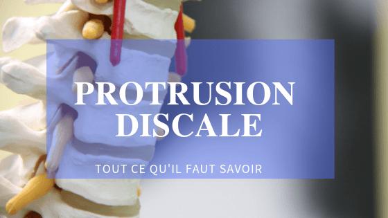 protrusion discale