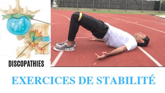 protrusion discale exercices