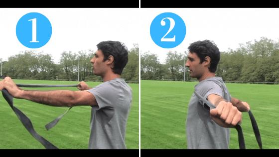 exercice ceinture scapulaire