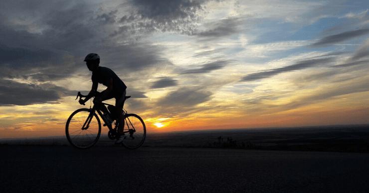 exercice mal de dos vélo
