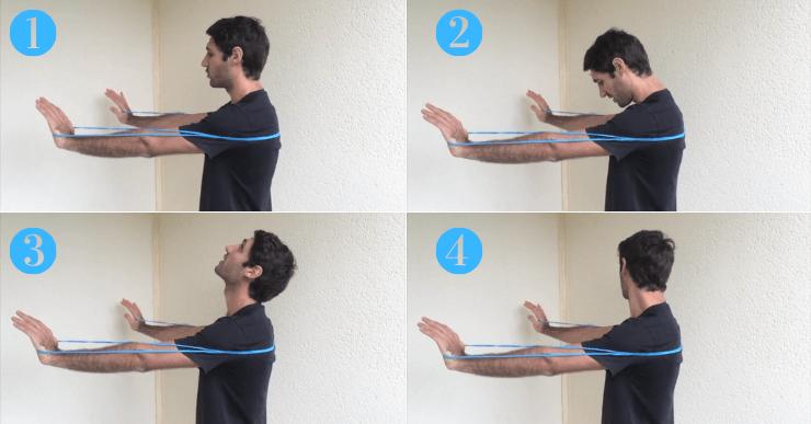 torticolis exercice