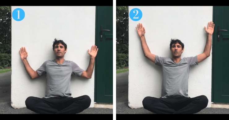 exercice renforcement haut du dos