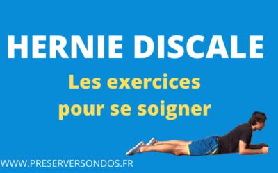 Hernie Discale : Les Exercices pour se Soigner