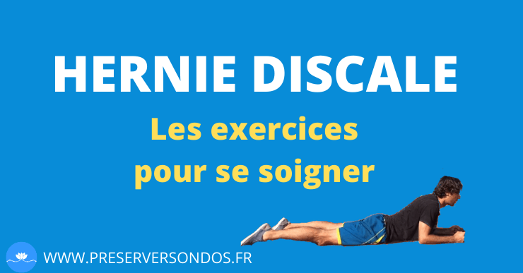 hernie discale exercices