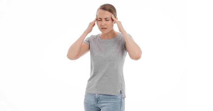 stress et douleur au cou